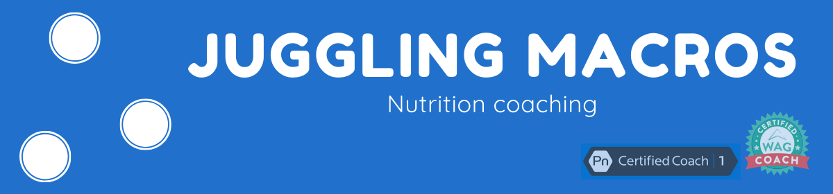 Juggling Macros: Nutrition Coaching